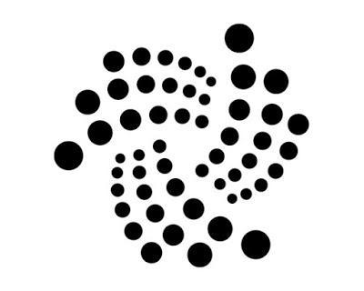 Il logo della criptovaluta IOTA su cui si può fare trading online con CFD