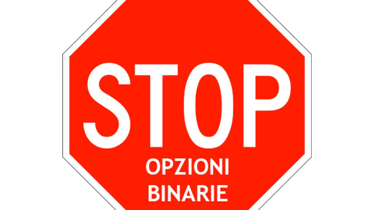 Perché le opzioni binarie sono vietate in Europa?