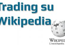 Ricerca del termine trading su wikipedia