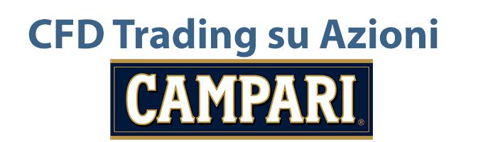 Differenze tra l'acquisto di azioni Campari e il trading online con CFD sul titolo