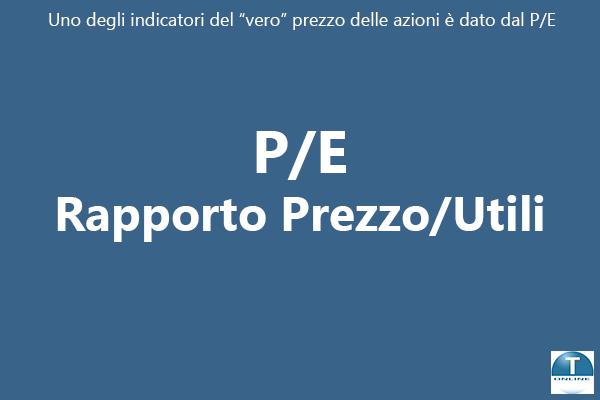 Il rapporto prezzo utili è uno degli indicatori del vero prezzo delle azioni Ferrari