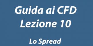 Cosa è lo spread nel trading CFD e come si calcola