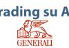 Azioni Generali, come comprare azioni o fare trading online con i CFD