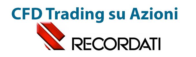 Come acquistare azioni Recordati o fare trading online con CFD