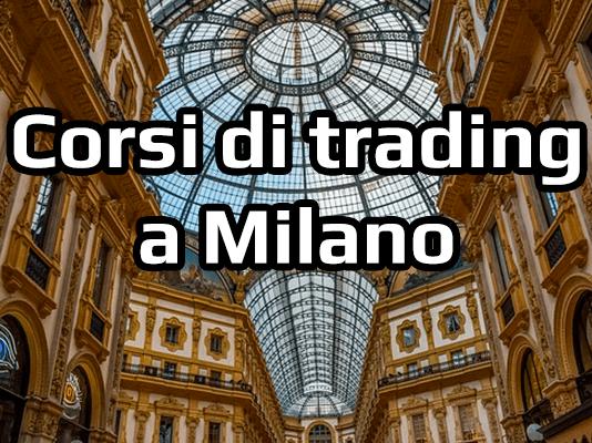 Guida ai corsi di trading a Milano