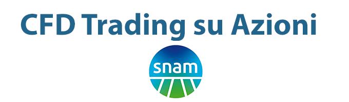 21a41cd525 Come comprare azioni SNAM o fare trading con i CFD online
