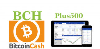 Come fare trading BCH su Plus500 con App o Webtrader e demo
