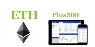 Come fare trading sugli ETH di Ethereum con Plus500