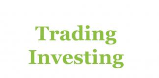 La differenza tra trading e investing