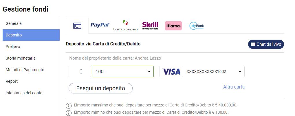 Come comprare azioni con Postepay